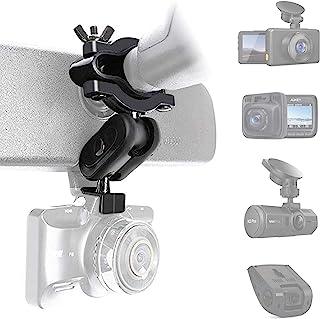 Anumit Dash Cam Mount, Universal Car Rear View Mirror Mount Holder 16 Types, Fits Z-Edge, Old Shark, YI, KDLINKS X1, Falco...