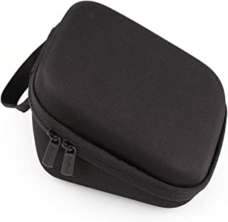 Hard Travel Case for Omron BP742N BP742 5 Series Upper Arm Blood Pressure Monitor Large Cuff