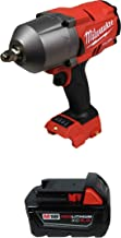 "Milwaukee 2767-20 1/2"" High Torque Impact Wrench w/ 48-11-1850 5.0Ah Battery"