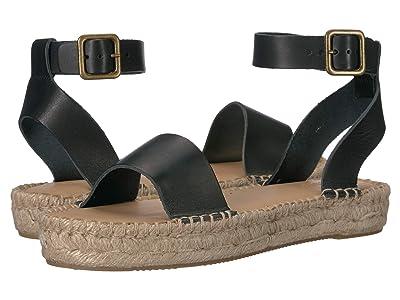 Soludos Cadiz Sandal (Black) Women