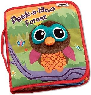 Lamaze Cloth book -  Peek-a-Boo Forest