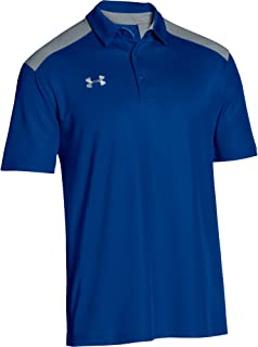 Under Armour Men's UA Team Colorblock Polo