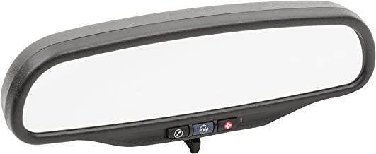 ACDelco 15282731 Genuine GM Parts Inside Rearview Mirror with Microphone, Bulbs, and Bolt