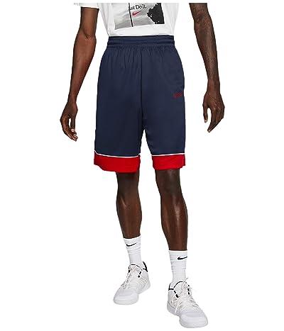 Nike Shorts Fastbreak (College Navy/University Red) Men