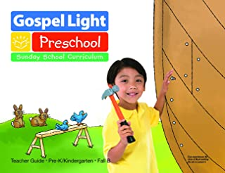 gospel light preschool sunday school