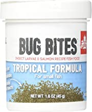 Fluval Bug Bites Granules for Tropical Fish