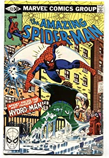 AMAZING SPIDER-MAN #212 1st HYDRO MAN 1981 MARVEL VF/NM