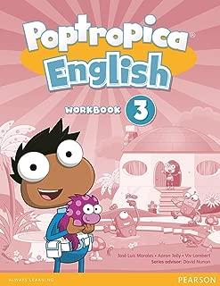 Poptropica English Level 3 Workbook and Audio CD