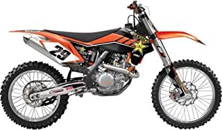 Rockstar Energy 2016 Graphics Kit For 2014 KTM 350 SX-F Offroad Motorcycle