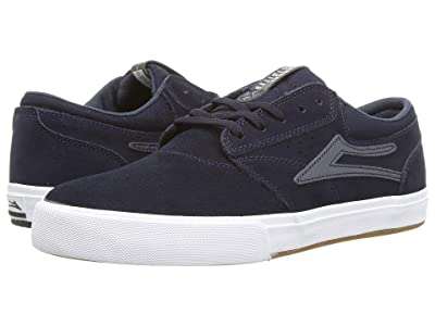 Lakai Griffin (Navy Suede) Men