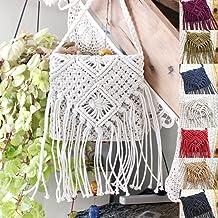Amazon.es: bolso crochet mujer