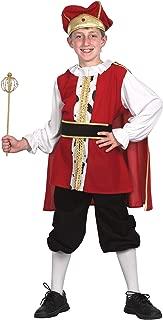 (ブリストル・ノベルティー) Bristol Novelty ハロウィン コスプレ・仮装用 キッズ・子供用 中世の王様 コスチューム 小物セット 男の子
