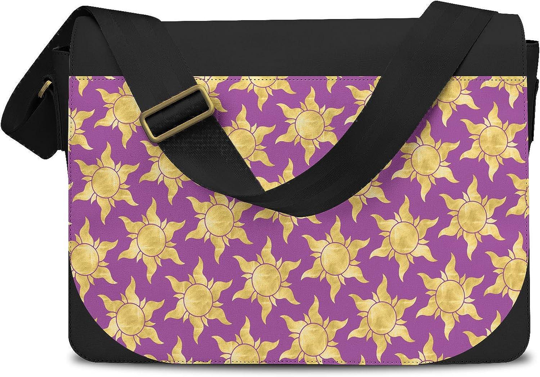 Tangled Suns Messenger Bag - One Größe Messenger Bag Umhängetasche Umhängetasche Umhängetasche B01I5MF2YI bc899d