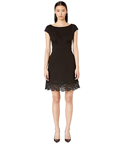 Kate Spade New York Lace Fiorella Dress (Black) Women