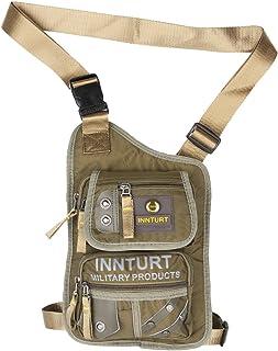 Leg Bag, Thigh Bag, Innturt Tactical Fanny Pack, Hip Bag, Hiking Bag Leg Pouch