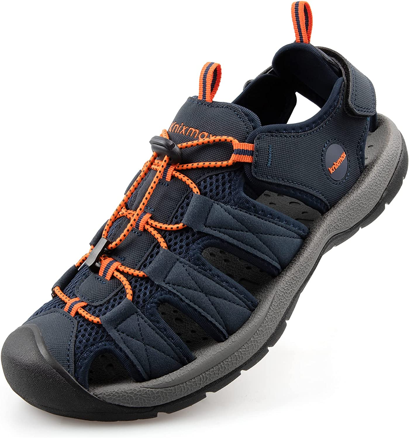 Knixmax Women's Men's Hiking 2021 Mail order new Sandals Athletic Closed Toe S Sport