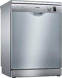 Bosch SMS25AI05E – Lave-vaisselle, série 2, installation libre, 60 cm, 12 services, acier inoxydable