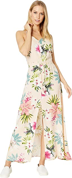 Sweet Aloha Maxi Dress