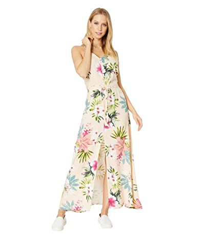 Rip Curl Sweet Aloha Maxi Dress (Vanilla) Women
