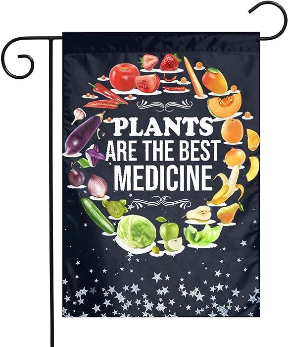 Updated 2021 – Top 10 Vegetarian Garden Flag