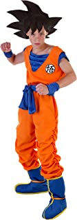 Goku Costume for Kids Boys Dragon Ball Z Costume