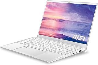 """MSI Prestige 14 A11SCX-060ES - Ordenador portátil de 14"""" FullHD (Intel Core i7-1185G7, 16GB RAM, 1TB SSD, Nvidia GTX1650-4..."""