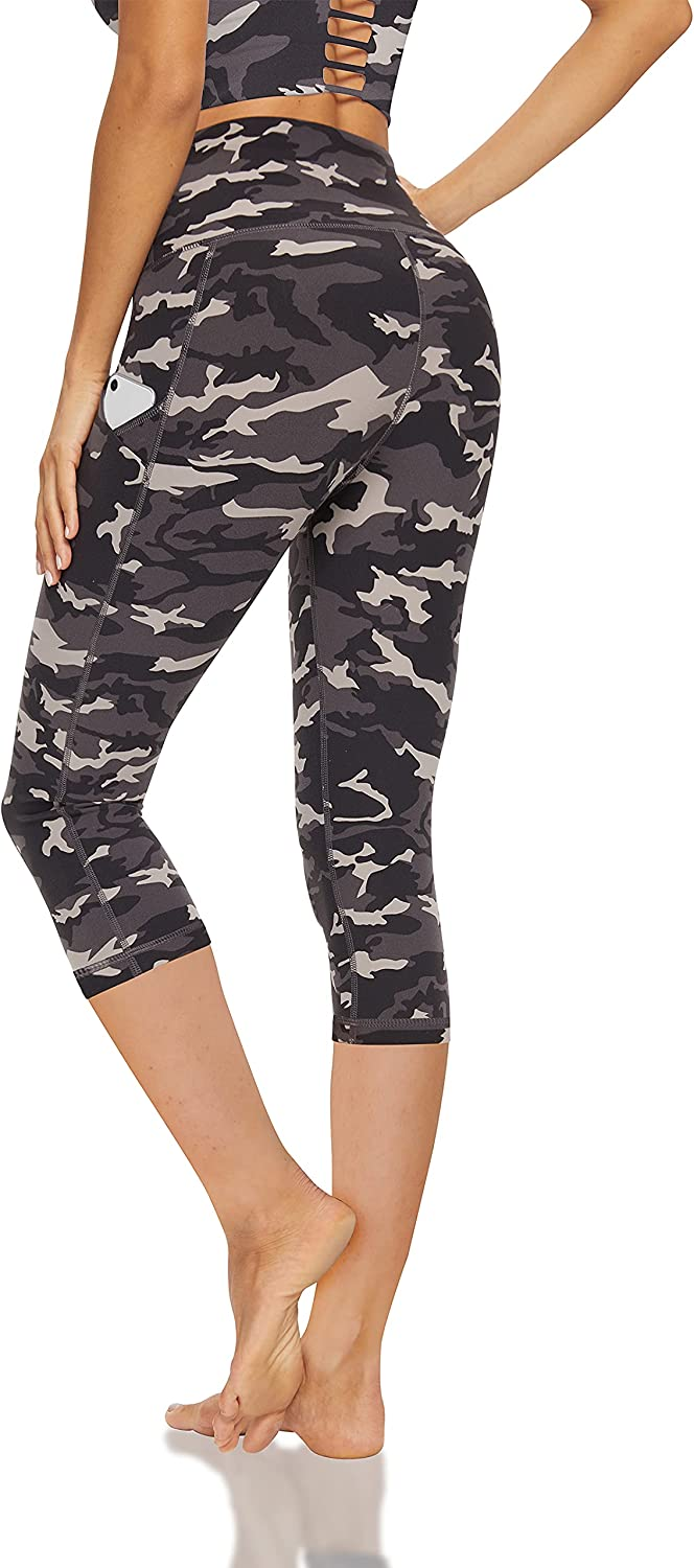 Lingswallow High Waisted Yoga Leggings Cont with store Pockets - Tummy Popular brand in the world