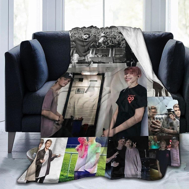 Bars and Melody Soft Comfortable Award-winning store Blankets Fleece Beach Warm Very popular