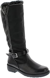 Boston Accent Women`s Patty Side Zip Cold Weather Boot