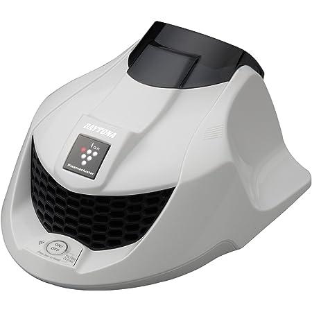 DAYTONA(デイトナ) プラズマクラスター ヘルメット専用 脱臭除菌 消臭機 DP-H1-W ホワイト 品番:75848