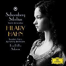 schoenberg sibelius violin concertos