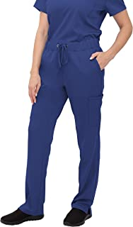 SOULFUL SCRUBS 3500 Caroline 6-Pocket, Cargo Pant - Stylish Medical Scrub Pant for Women
