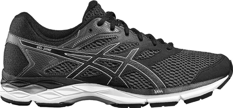 bb33f82d01b1 ASICS Men's Gel-Zone 6 shoes, black Black 001, UK Training 8.5 ...