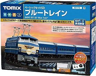 TOMIX Nゲージ ベーシックセットSD ブルートレイン 90179 鉄道模型入門セット