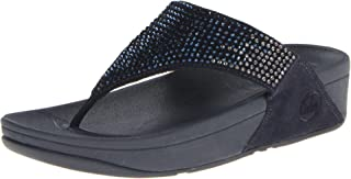 FitFlop Womens Flare Flare Navy Size: 5
