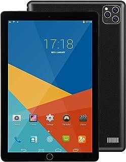 タブレット 10.1インチ (ブラック) Bluetooth Android8.0 32GBROM タブレットPC wi-fiモデル SIMフリー マイナーチェンジ 5000mAh アンドロイド wi-fi 10インチ SIM対応 PC 本体 ...