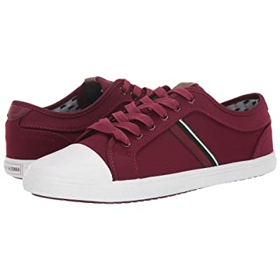 Ben Sherman Madison Ox (Burgundy) Men