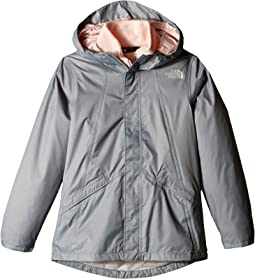 dd1812f0278 The north face kids girls tailout rain jacket toddler