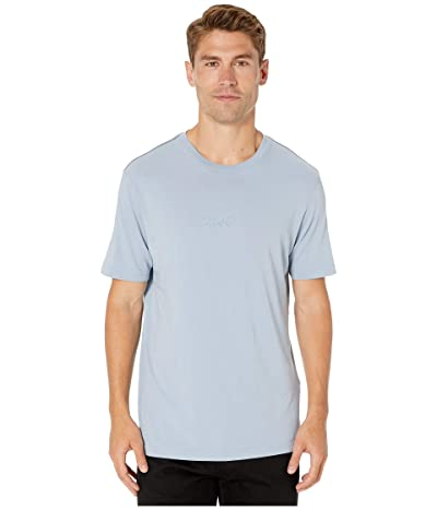RVCA Small RVCA Short Sleeve T-Shirt (Dusty Blue) Men