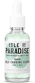 Isle of Paradise Medium Self Tanning Drops 30 ml