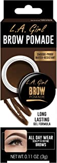 L.A. Girl Brow pomade, dark brown