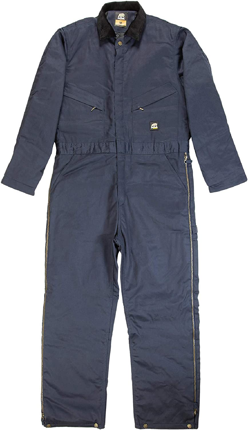 Berne Mens Deluxe Insulated Coverall