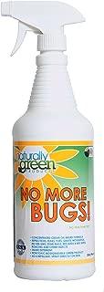 Naturally Green 83231 32 oz No More Bugs! Natural Cedar Oil Based Pest Control & Skin Repellant