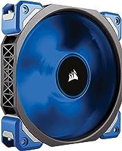 Corsair ML120 PRO Ventilador de PC (120 mm, Levitación Magnética, iluminación LED Azul) Paquete Soltero
