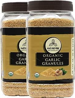 Best organic garlic granules bulk Reviews