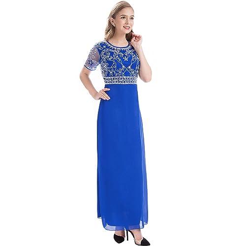 Royal Blue Wedding Gowns: Amazon.com