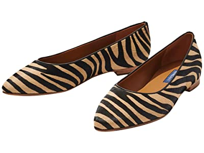Margaux The Pointe (Zebra Haircalf) Women