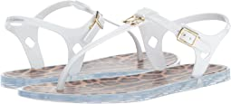 Dolce & Gabbana Kids - White Sandal (Big Kid)