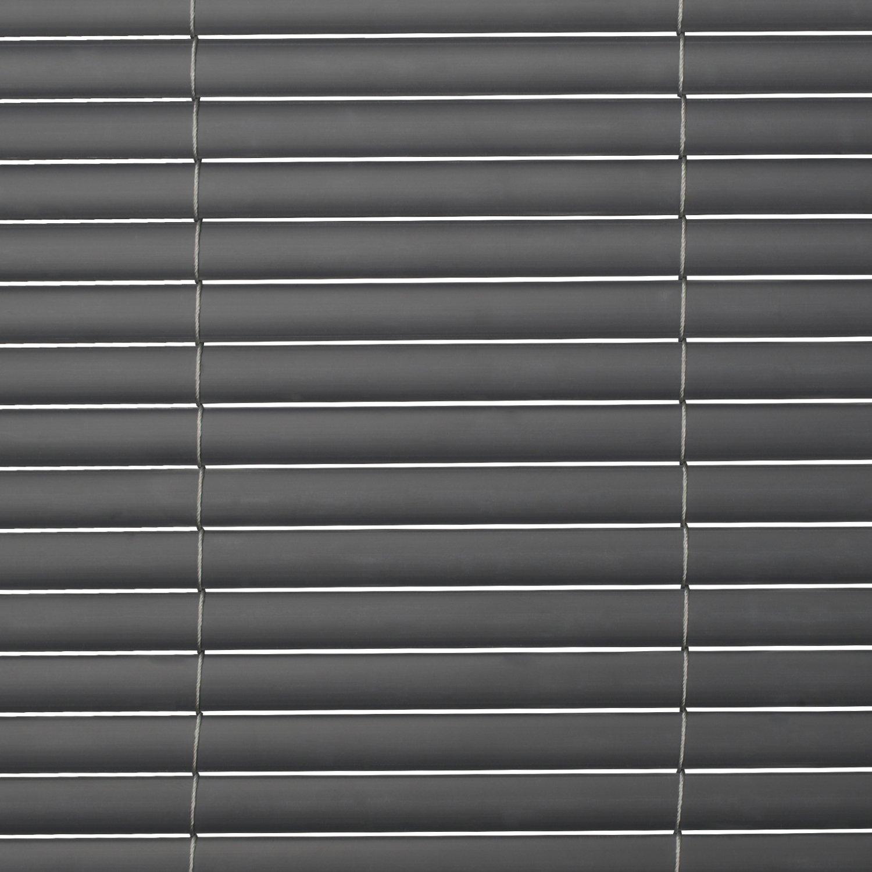 Sol Royal - SolVision Protección Visual de PVC barandillas cercas Vallas de jardín o terraza - 100x500 cm - Antracita: Amazon.es: Hogar