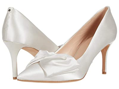 Kate Spade New York Strudel (Ivory Satin) Women